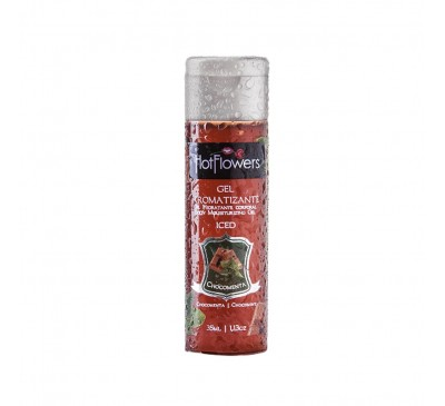 GEL AROMATIZANTE HOT - CHOCOMENTA